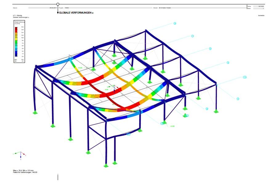 Baustatik von Ingenieurbüro Laubach